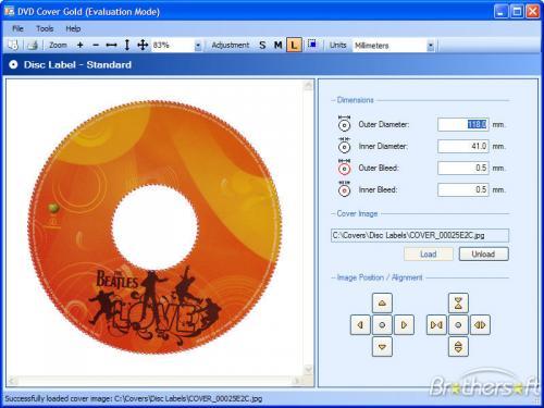CD Cover Print 3.0