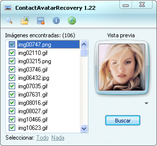 Contact Avatar Recovery 1.22