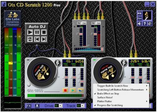 Ots CD Scratch1200 1.00.044