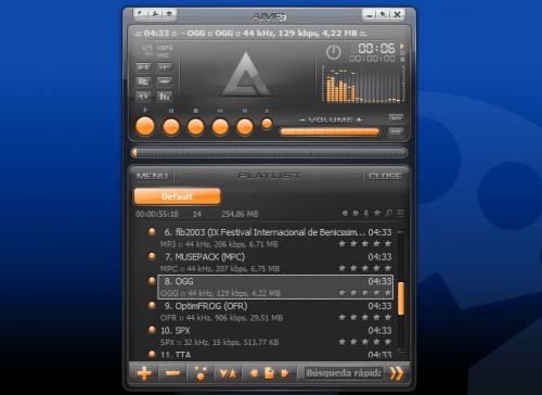 AIMP 2.61.583 - Descargar 2.61.583