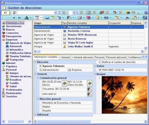 Agenda MSD Multiusuario 9.20