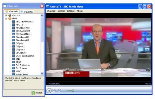 RevoluTV 2.1 - Descargar 2.1