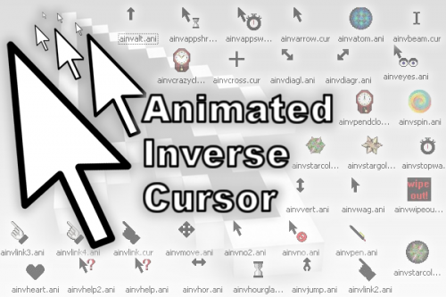 Animated Inverse Cursor 1.0b
