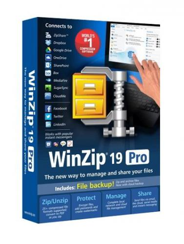 WinZip - Descargar 15.5