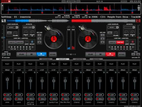 Virtual DJ Home Free - Descargar 8.0.2139