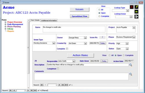 Bug Tracking Software 2.1