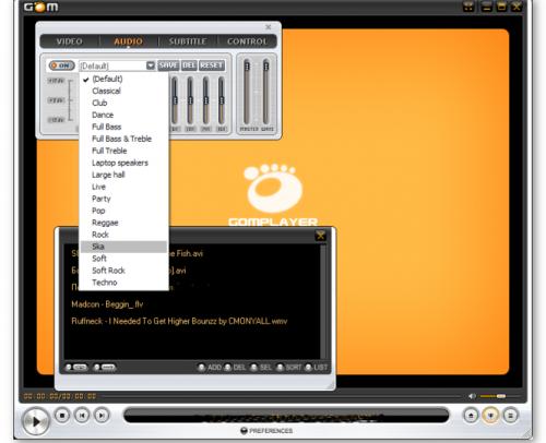 GOM Media Player 2.1.26.5021 Beta - Descargar 2.1.26.5021
