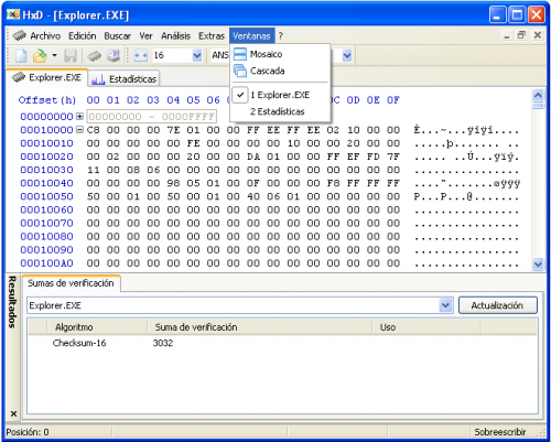 HxD Portable 1.7.7.0
