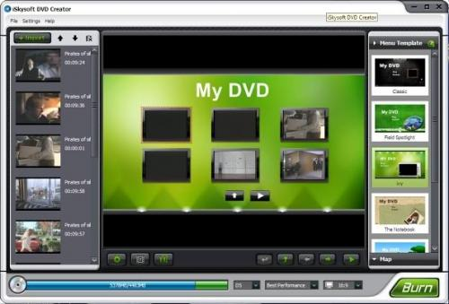 Easy DVD Creator 2.0.9 - Descargar 2.0.9