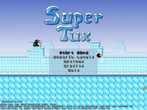 SuperTux 0.1.3 (Estable)