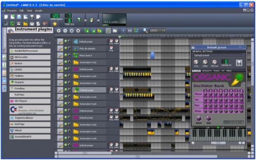 Linux Multimedia Studio - Descargar 0.4.3