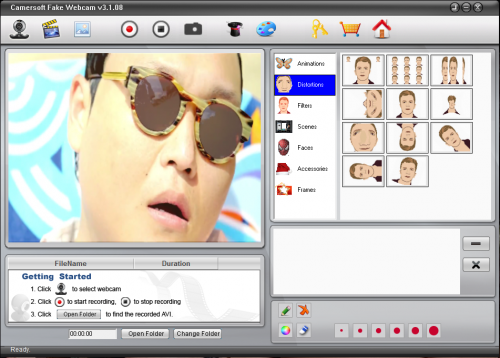 Fake Webcam - Descargar 4.5