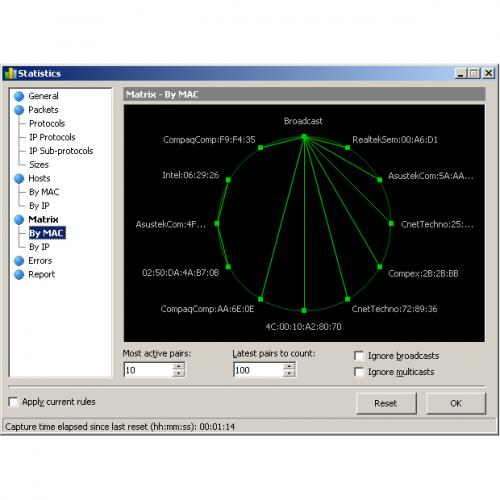Commview WiFi 6.0