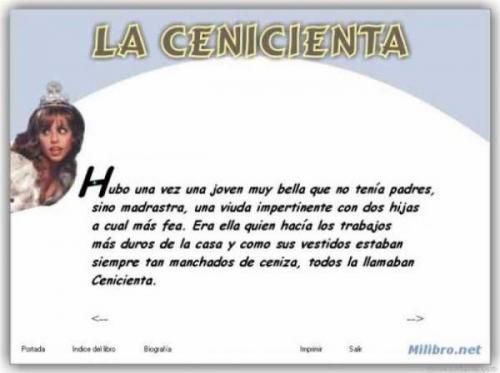 La Cenicienta 1.0