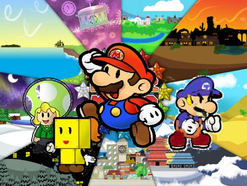 Mega Mario 1.6