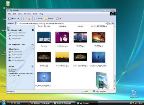 VistaMizer 3.6.0.0 - Descargar 3.6.0.0