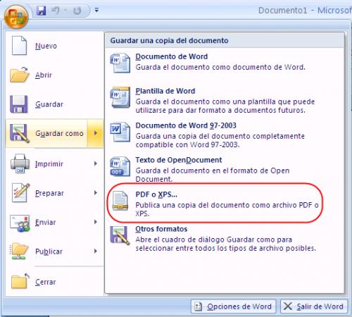 Service Pack 2 para Microsoft Office 2007 - Descargar SP2