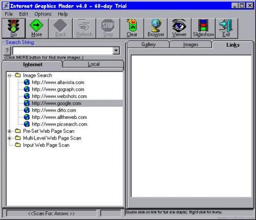 Internet Graphics Finder 4.0.8