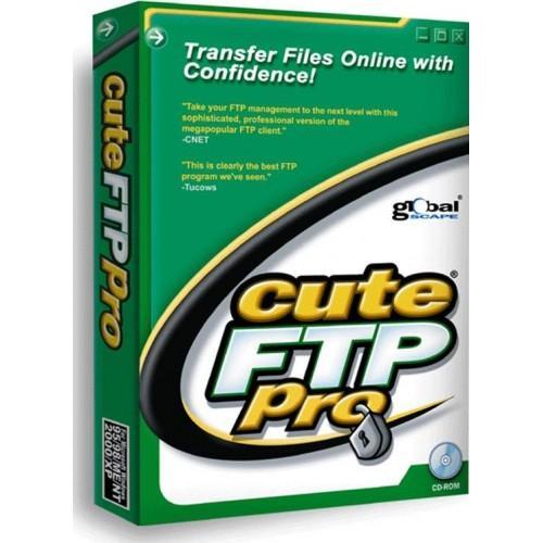 CuteFTP Home 8.3.2