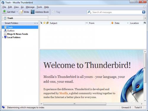 Mozilla Thunderbird - Descargar 5.0