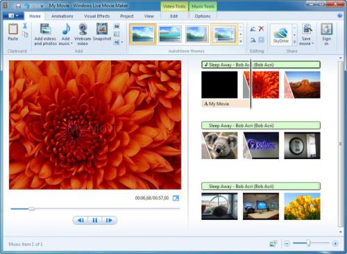 Windows Movie Maker 2.6 - Descargar
