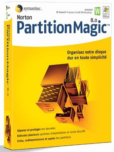 PartitionMagic 8.0.1242