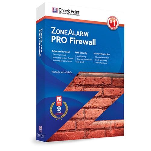 ZoneAlarm Free Firewall - Descargar Free Firewall 9.1.007.004