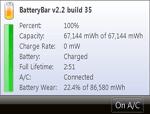 BatteryBar 3.1.60