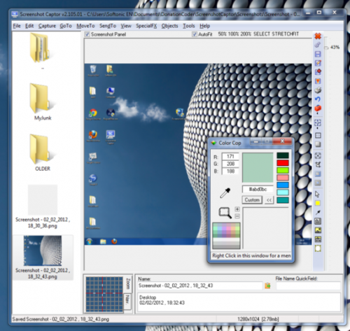 Screenshot Captor 2.53.01