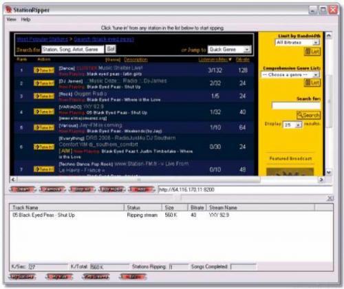 StationRipper - Descargar 2.91