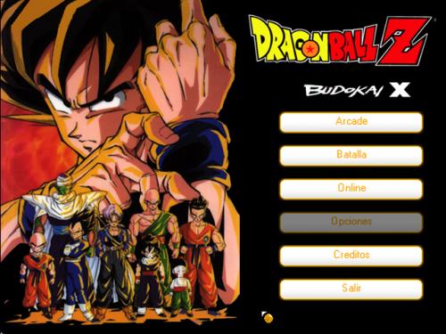 Dragon Ball Z Budokai X 2.4.5 - Descargar 2.4.5