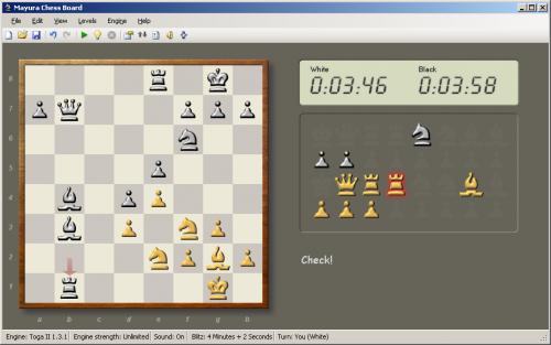Mayura Chess Board 1.0