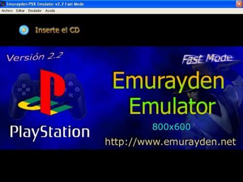 Emurayden PSX Emulator 2.2 - Descargar 2.2