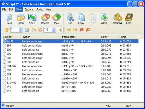Descargar Mouse Recorder. Pro 2.0.7.4