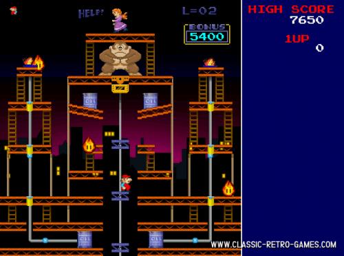Donkey Kong Remake 1.0 - Descargar 1.0