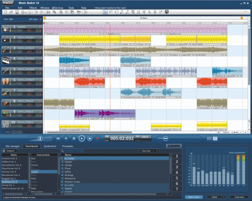 MAGIX Music Maker 16 - Descargar 16