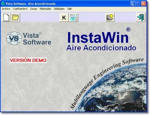 Instawin Aire Acondicionado 1.0
