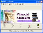 Financial Calculator 2.10.0
