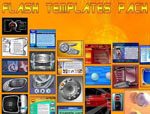 Flash Templates Pack 1.0